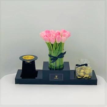 Luxury Tulip Pink
