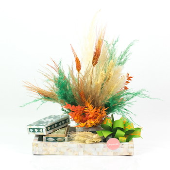 Tray Gift Set (Green)