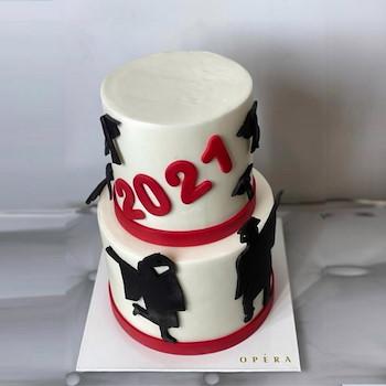 2021 Graduation Cake 7