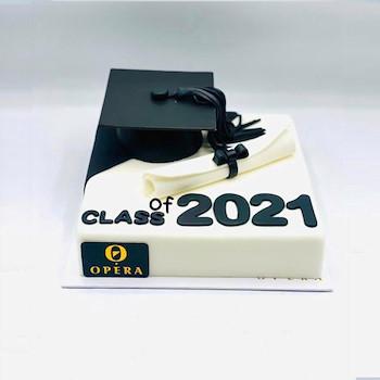 2021 Graduation Cake 8