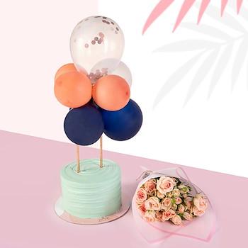 Lovely Balloons I