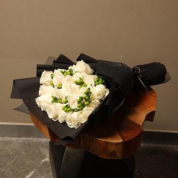 White Flower Love