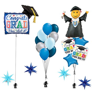Jumping Grad Decoration Balloon