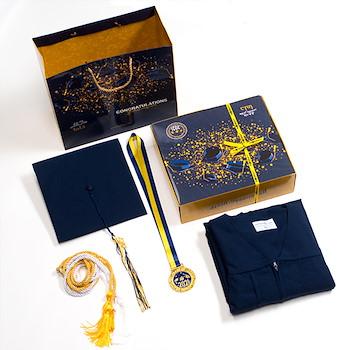 Graduation Gown Set