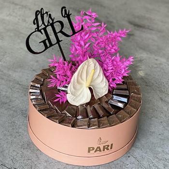 Signature Baby Girl Chocolates