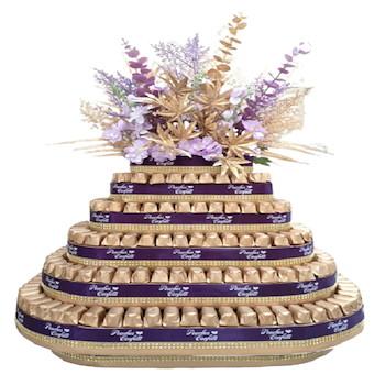 Chocolate Tower 6