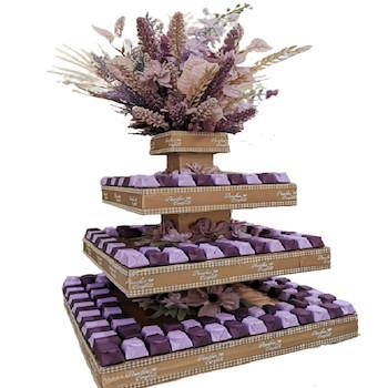 Chocolate Tower 10