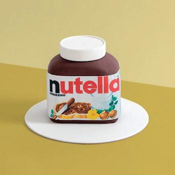 Nutella Cake 2