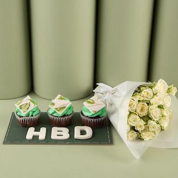 Cutie Cups In Green 2