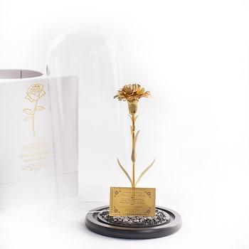 Carnation Golden Plated