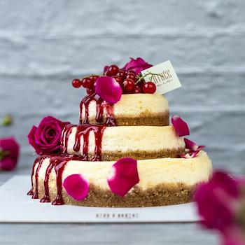 Elegant Mini Cheesecake