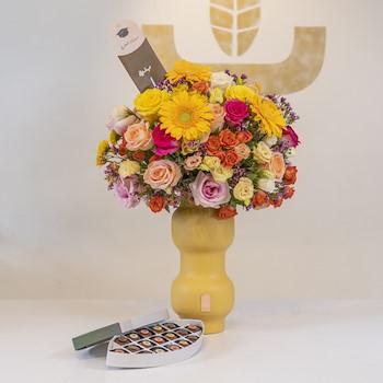 Happiness Vase