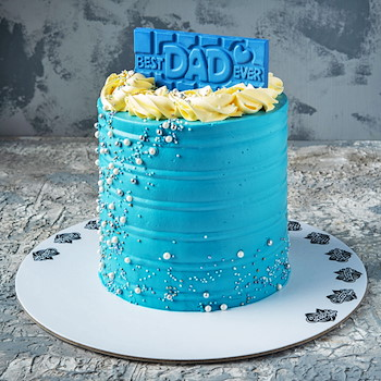 Loving Sweet Daddy Cake