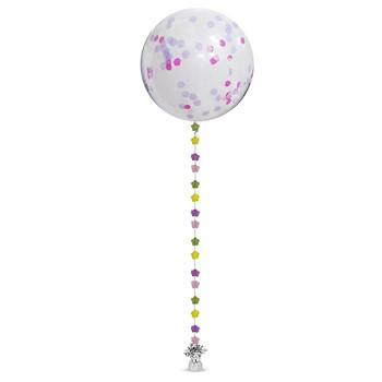 Colorful Bubble Balloon
