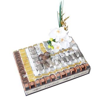 Silver Acrylic Tray