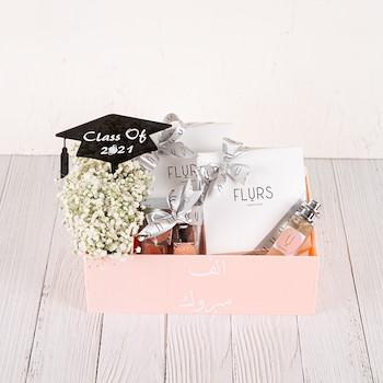 Graduation Pink Box