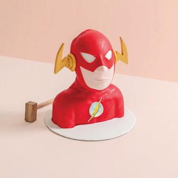 The Flash Chocolate