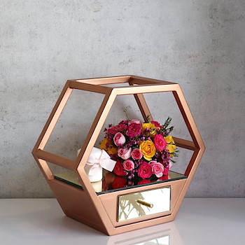 Optimal Hexagon