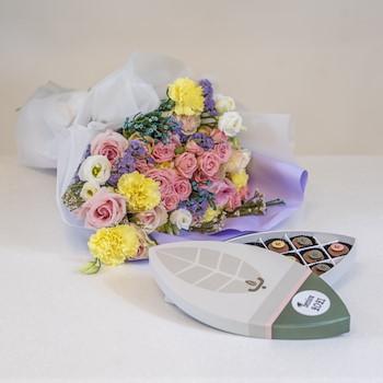 Graduation Hand Bouquet