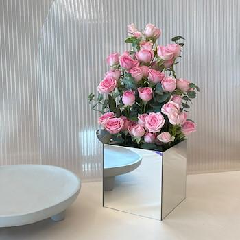 Mirror Baby Roses