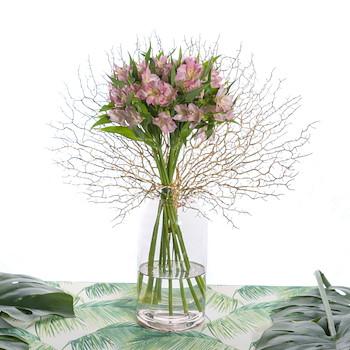 Pink Delicate Alstroemeria