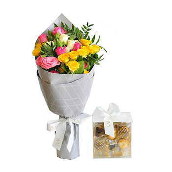 Bouquet & Biscuits
