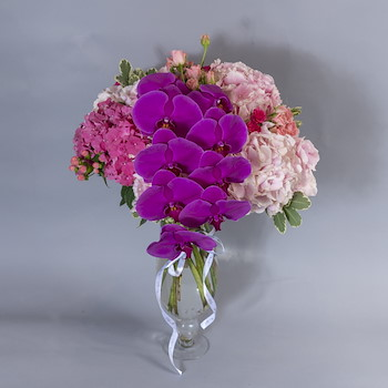 Classic Pink Vase