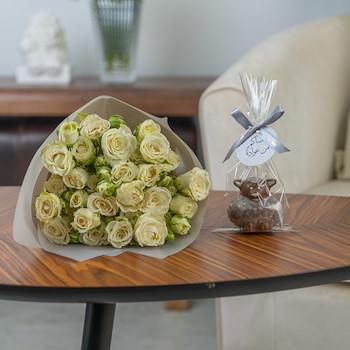 Bouquet Eid Sheep