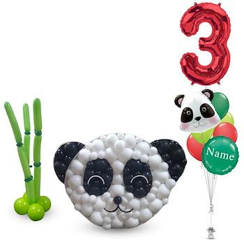 Panda Frame Decoration