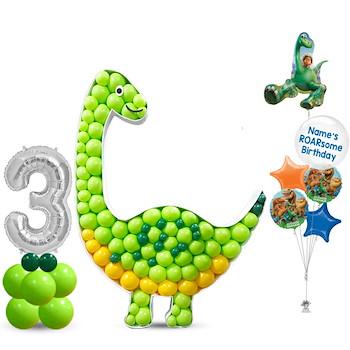 Dinosaur Frame Decoration
