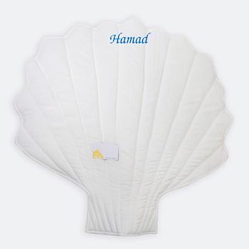 Shell play mat 1