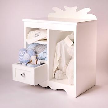 Baby Boy reception cabinet