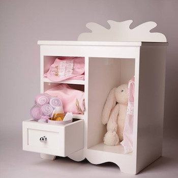 Baby Girl Reception Cabinet