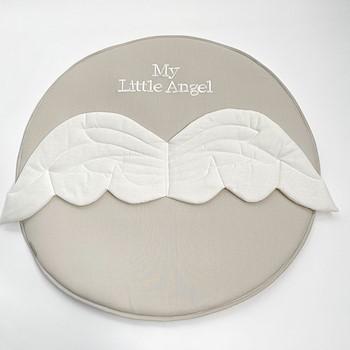 Angel Floor Mat (Beige)