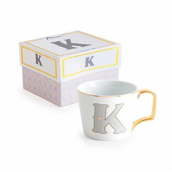 Letter Mug K