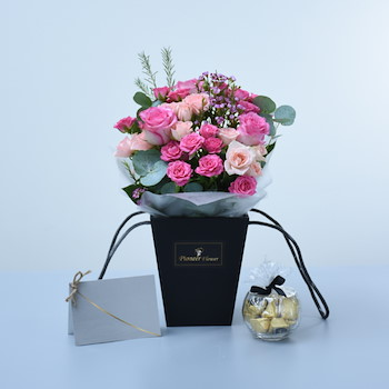 Precious Pink Bag
