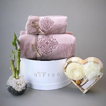 Bathe Basket Pink