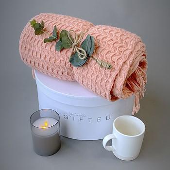 Homey Basket Pink