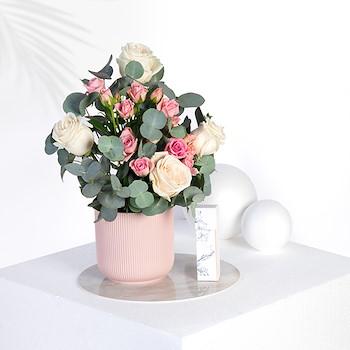 Fine Rosa V
