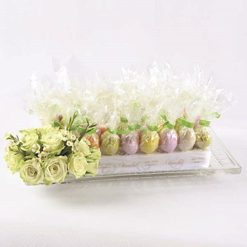 Mini Candied Eggs Plate