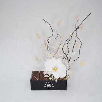 White Amour Bouquet