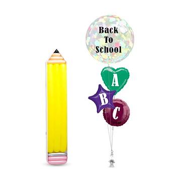 Pencil Frame Balloon