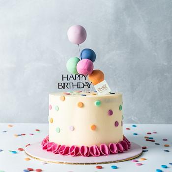 Ballony Cake