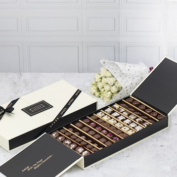 Chocolates & Blossoms