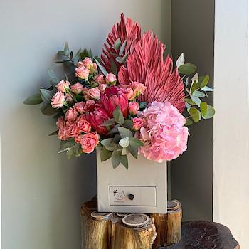 Rivan Pink Bouquet