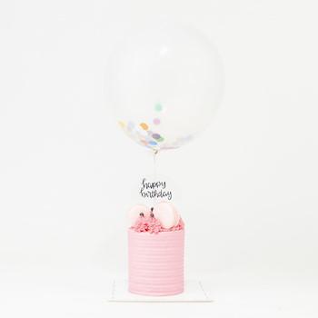 Sweet Pink Cloud