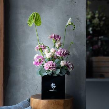 Carnation Flower Box I