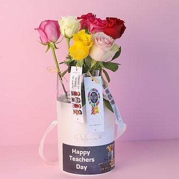 Happy Teacher Box
