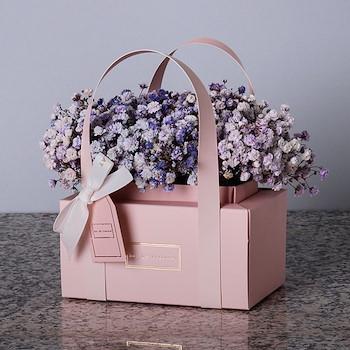 Petite Pink & Purple