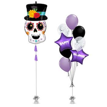 Dotd Skull Balloon